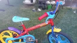 Bicicleta Caloi Lucas Neto Aro 16