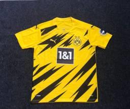 Camisa borussia dortmund 2020/21