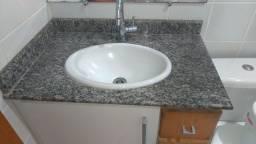 3 pas de granito - cozinha e banheiros