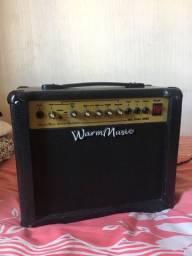 Amplificador (Caixa de som) Warm Musc