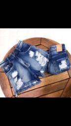 Shorts da Melinda