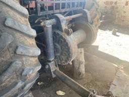 Guincho caçador para trator pneu