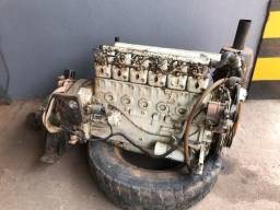 Motor MWM 229 com reverso ZF BW61