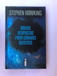 Livro: Breves Respostas Para Grandes Questões por Stephen Hawking