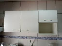 Armário parede MDF branco