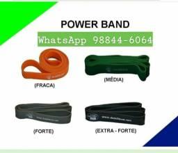 Power Band/ Hip band/ Faixa Elástica