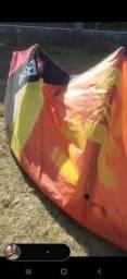 Título do anúncio: Vendo kite,Best GP tamanho 11 com barra