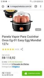 Título do anúncio: Panela de cozinhar ovos e preparar omelete