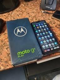 MOTO G9 PLAY 64GB AC/CARTÃO