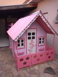 casinhas de bonecas direto da fabrica