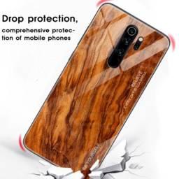 capa para celular Xiaomi redmi 8 pro de luxo nova