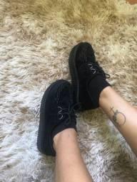 tênis / sapatenis / sapato oxford feminino