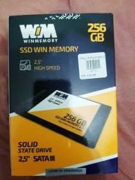 Título do anúncio: SSD win memory  256GB