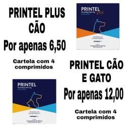 PRINTEL PLUS CÃO E GATO- Entregamos na Zona Norte