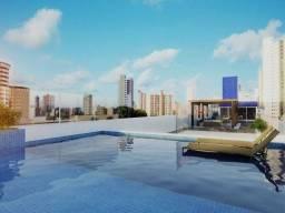 Título do anúncio: Flat com 1 dormitório à venda, 45 m² por R$ 200.000,00 - Bancários - João Pessoa/PB