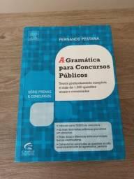 Título do anúncio: Gramática para Concursos Públicos - Seminovo!