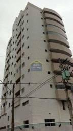 Apartamento à venda com 1 dormitórios em Guilhermina, Praia grande cod:MGT70927