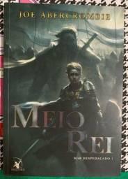 Título do anúncio: Meio Rei - Joe Abercrombie