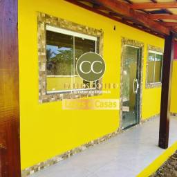 J*563* Linda Casa no Condomínio Vivamar em Unamar - Rj