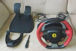 Volante Thrustmaster Ferrari 458 Spider Racing Wheel Xbox One/PC