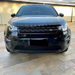 Título do anúncio: Land Rover Discovery Sport hse 4x4 gasolina