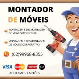 Título do anúncio: Montador de móveis residencial e corporativo