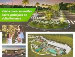 Título do anúncio: Loteamento para venda no Condomínio Reserva do Valle em Volta Redonda