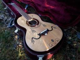 Viola Concertista Queluz - luthier R. Almeida
