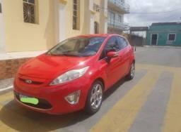 New Fiesta SE 2012