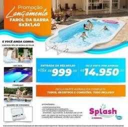 É Promoção de Lançamento iGUi Splash Farol da Barra !!!
