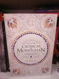 Livro Crônicas de Morrighan