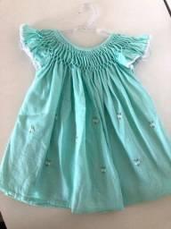 Vestido de Festa Casinha de Abelha