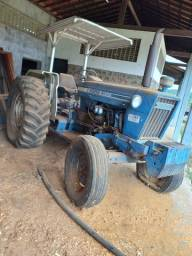 Trator Ford modelo 6.600 4×2  1986