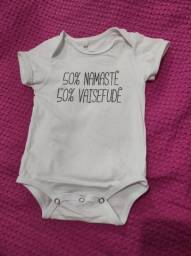 Título do anúncio: Body Infantil