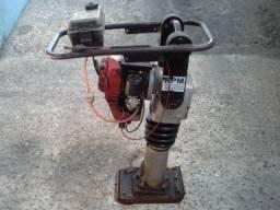 Compactador Wacker BS52Y usado em bom estado