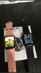 Smartwatch HW12 40mm lançamento ORIGINAL