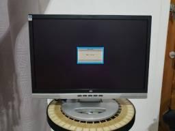 Monitor AOC 19 polegadas bivolt