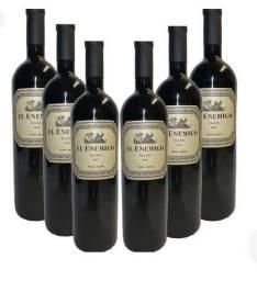 Vinho Argentino El Enemigo Malbec