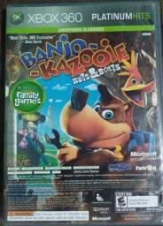 Kit 2 jogos para Xbox 360 ( Viva Piñata e Banjo Kazzoie)