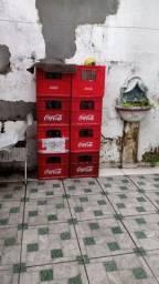 8 grades de coco-cola