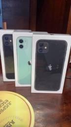 iPhone 11 preto lacrado