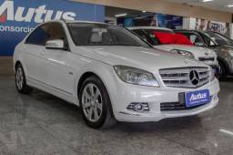 Título do anúncio: *Mercedes C-180 Kompressor Classic 1.6 16v Aut. 2011 Branco* Wanderson Galvão