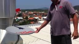 Título do anúncio: Antenas Instalações e Manutenções Sky Oi Vivo