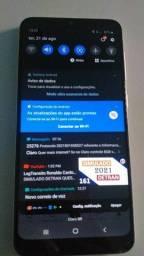 Título do anúncio: Samsung a30s semi novo