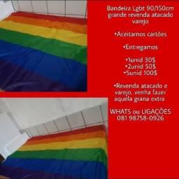 bandeira gay 10unid