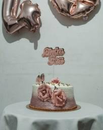 Título do anúncio: Topos de bolo