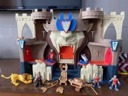Título do anúncio: Castelo Medieval - Imaginext