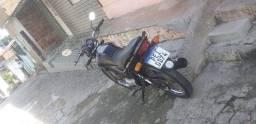 Moto Fan 125 CG