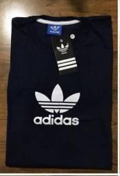 5 Camisetas Premium Adidas 30.1 penteado