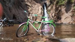 Título do anúncio: Bike personalizada tipo barra circular